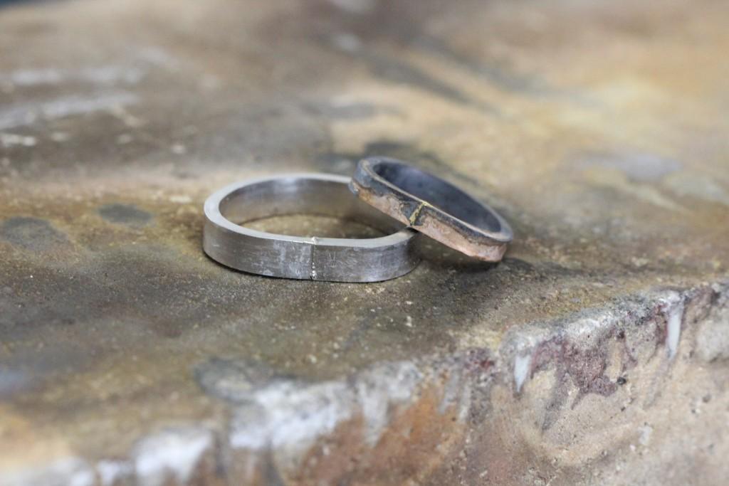 手作り結婚指輪お客様写真98