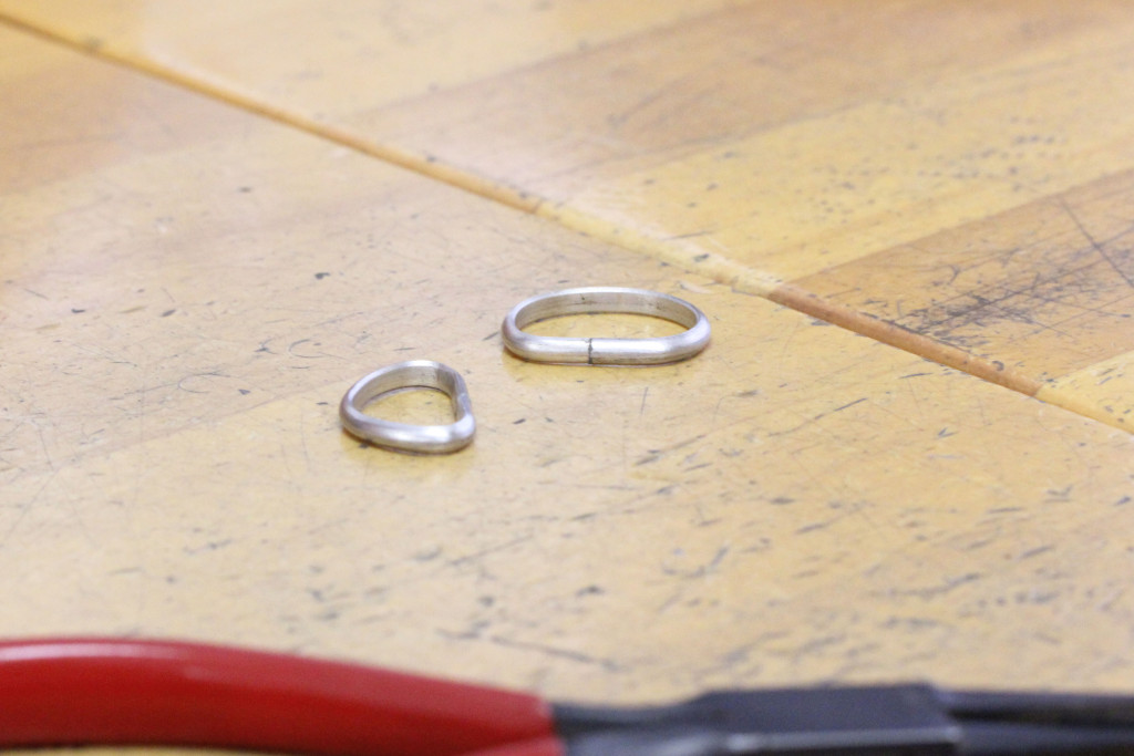 手作り結婚指輪お客様写真85