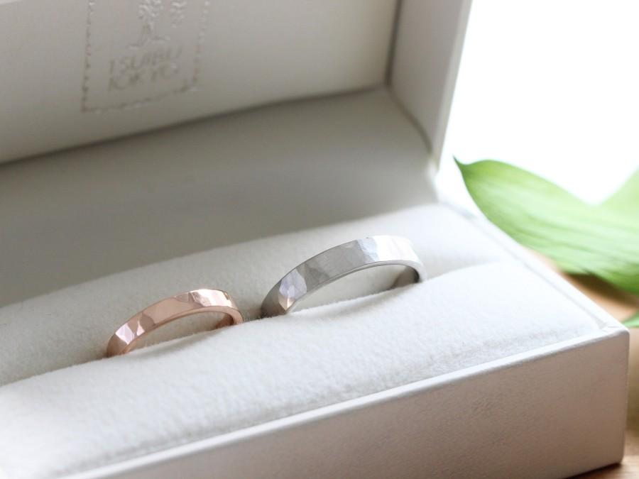 手作り結婚指輪お客様写真103