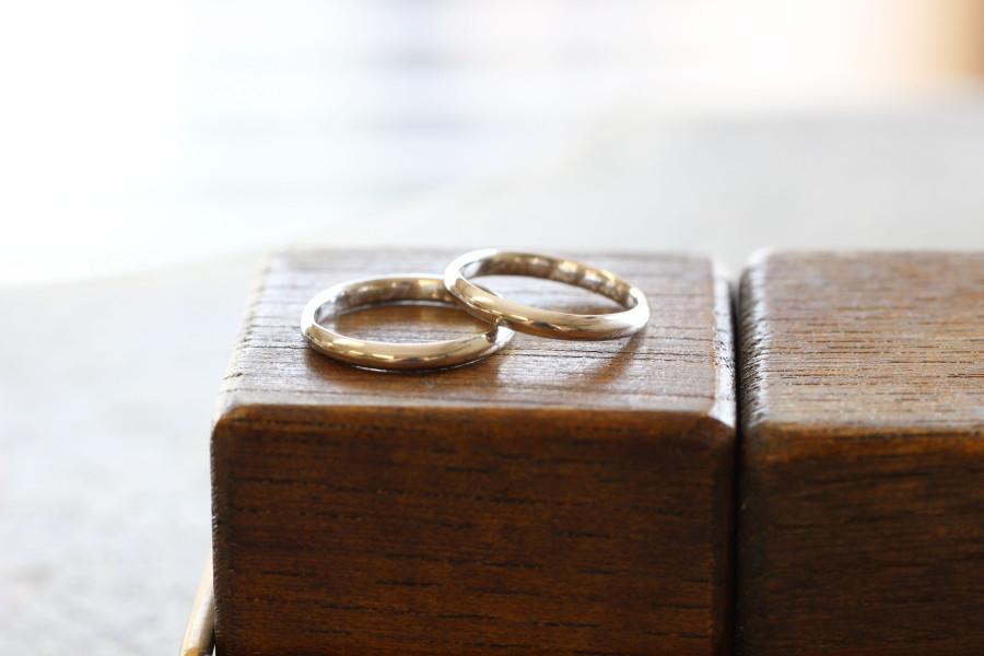 手作り結婚指輪お客様写真118