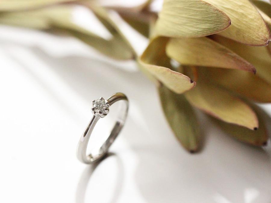 手作り婚約指輪お客様写真10