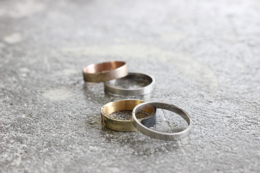 手作り結婚指輪Y様11