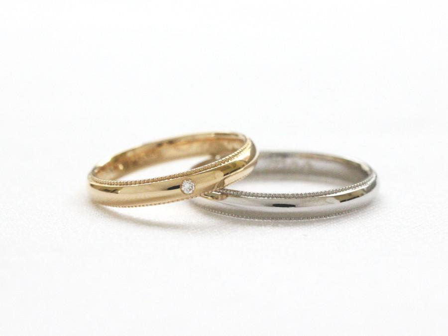 K様結婚指輪2