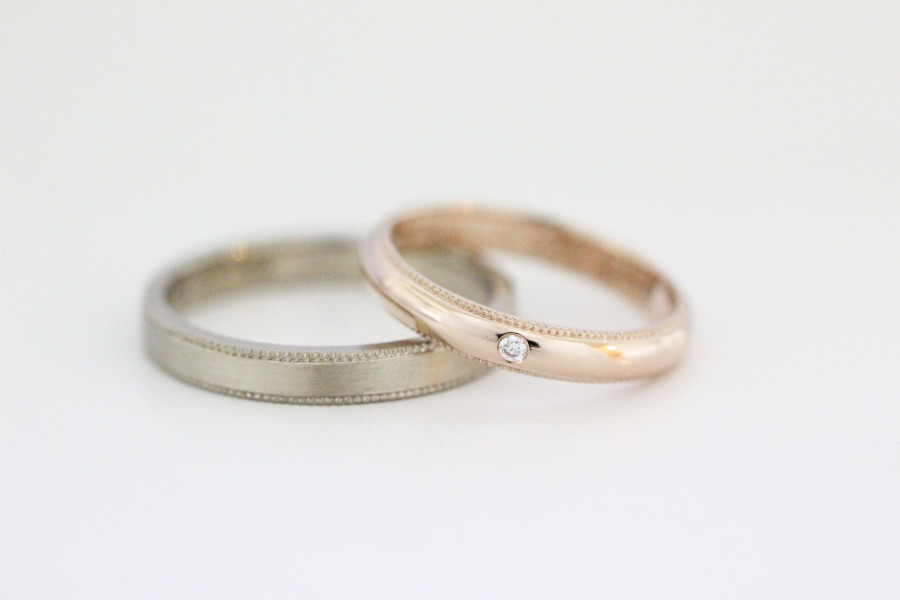 S様結婚指輪2