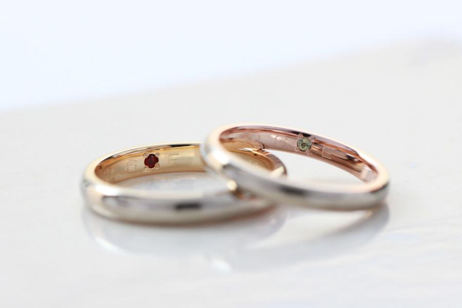 A様結婚指輪2