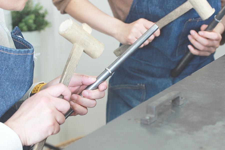 手作り結婚指輪T様15
