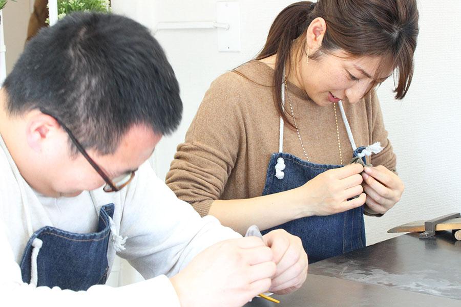 手作り結婚指輪T様21