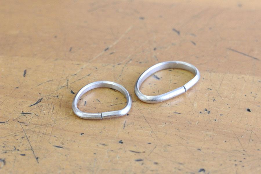 手作り結婚指輪Y様5