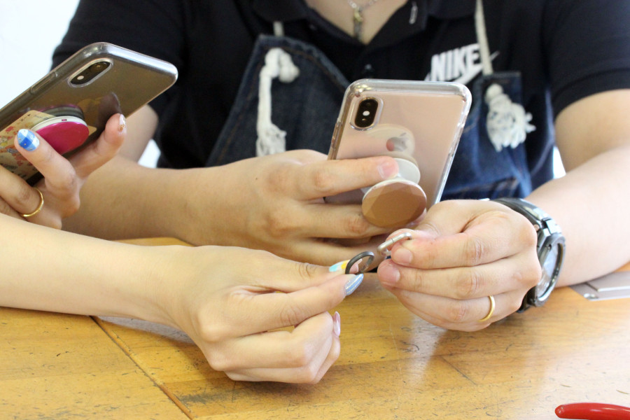 手作り結婚指輪K様7