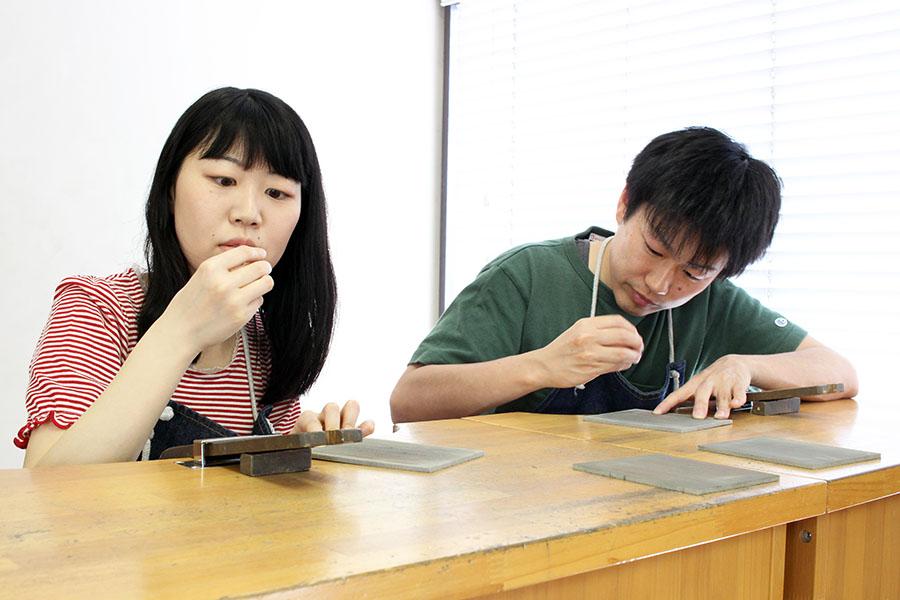手作り結婚指輪F様11