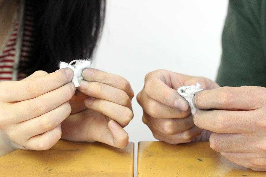 手作り結婚指輪F様15