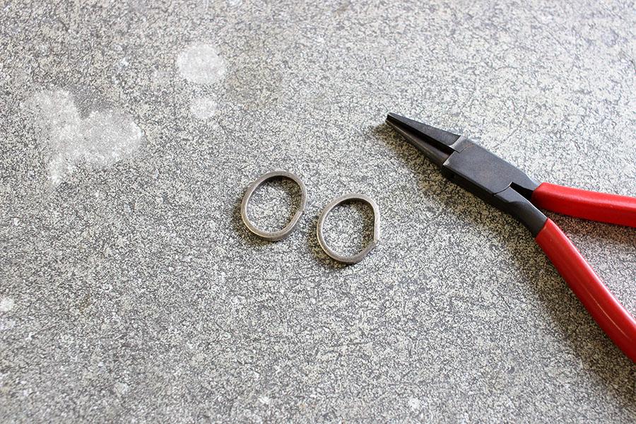 手作り結婚指輪Y様6