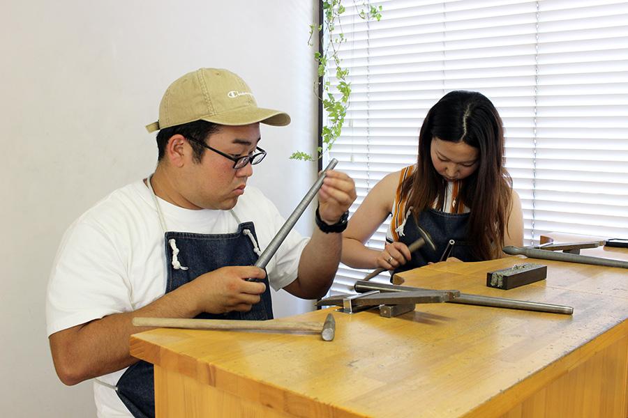 手作り結婚指輪M様17