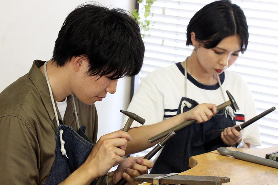 手作り結婚指輪K様13