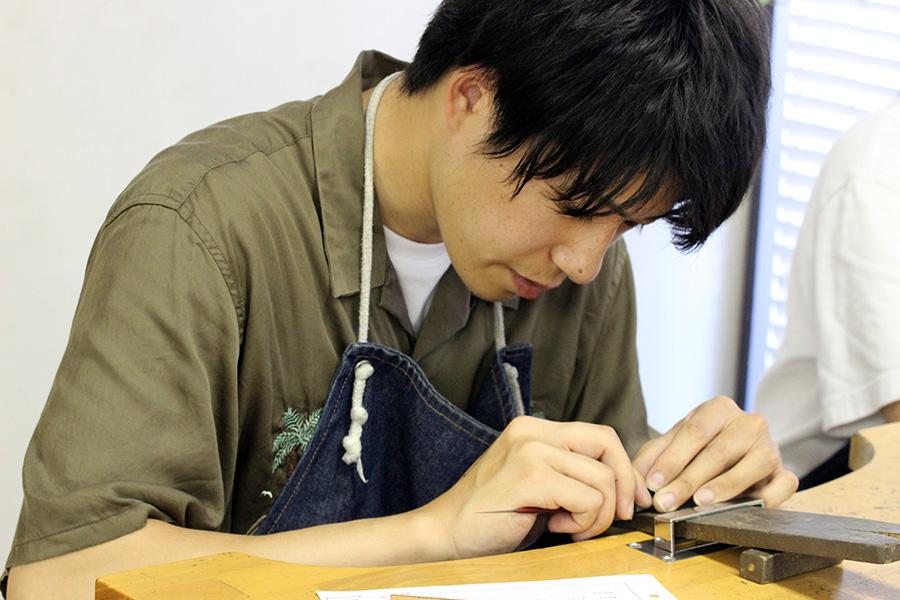 手作り結婚指輪K様15
