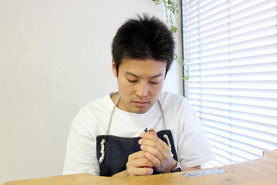 手作り婚約指輪S様4