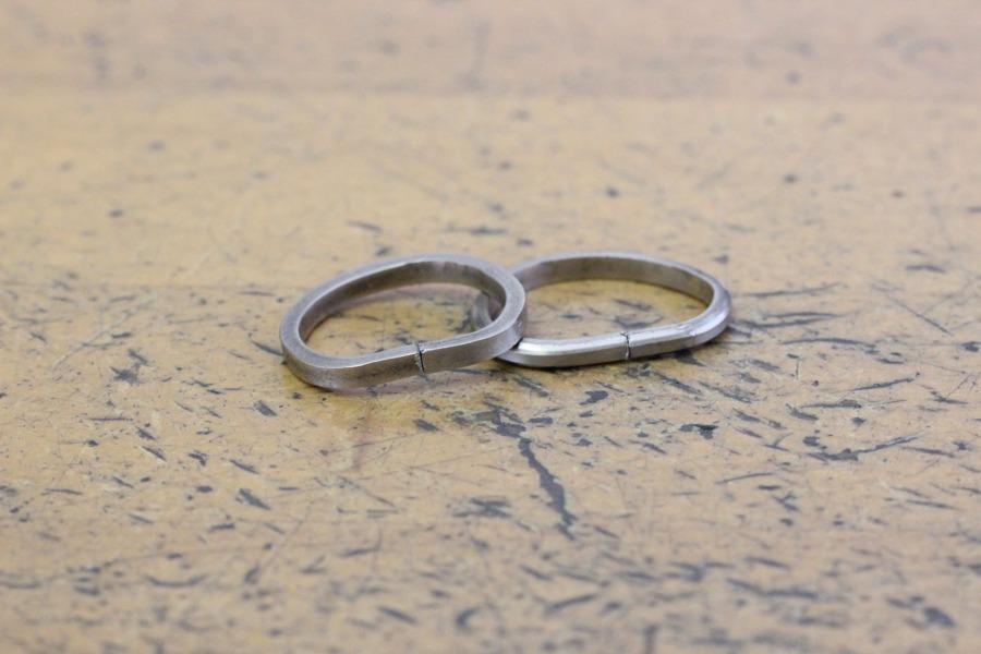 手作り結婚指輪K&N様8