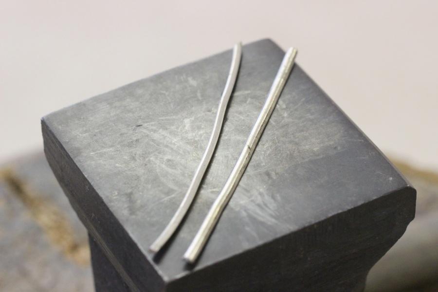 手作り結婚指輪K様24