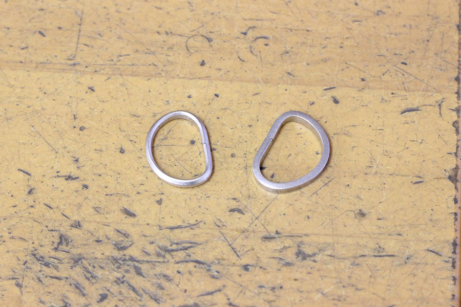 手作り結婚指輪K&K様5
