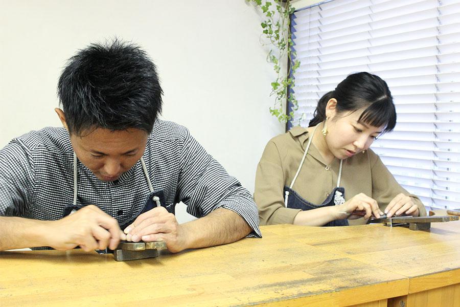 手作り結婚指輪K&K様13