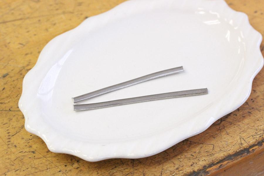 手作り結婚指輪O&K様1