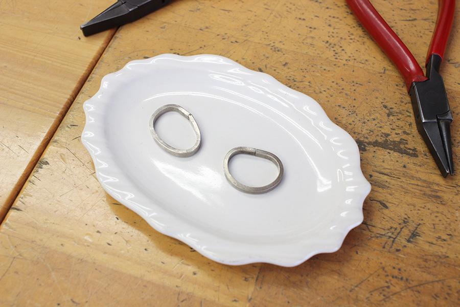 手作り結婚指輪K&S様5