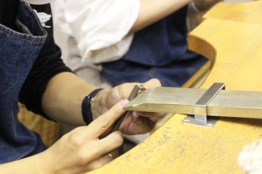 手作り結婚指輪T&W様19