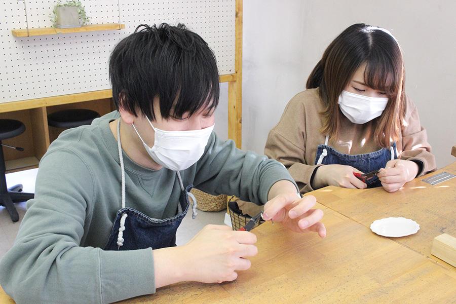 手作り結婚指輪O様2