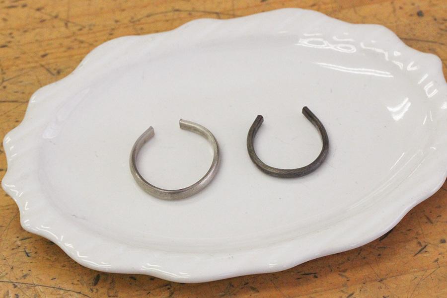手作り結婚指輪O様4